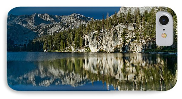 Mammoth Lakes Reflections IPhone Case