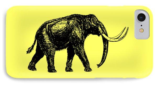 Mammoth Tee IPhone Case