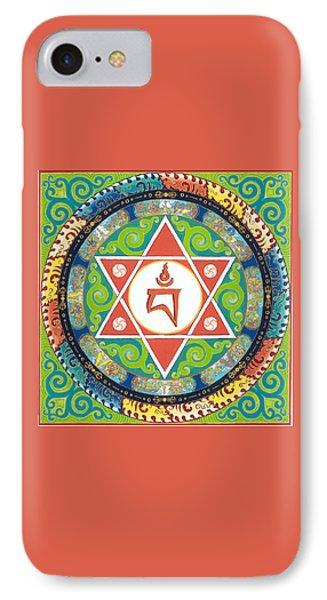 Mandala Of Vajrayogini IPhone Case