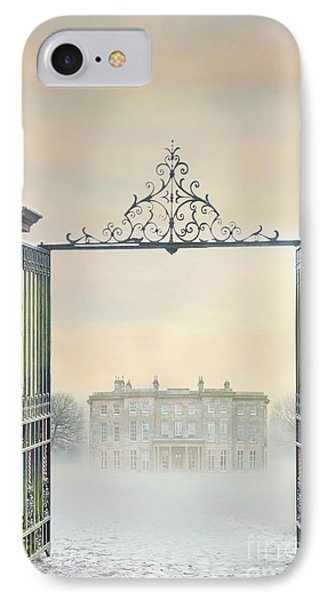 Mansion House IPhone Case