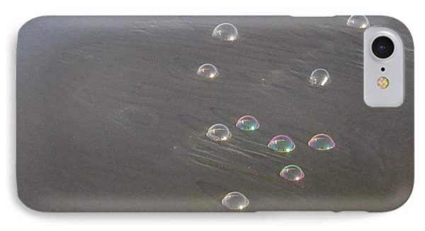 March Of The Bubbles IPhone Case