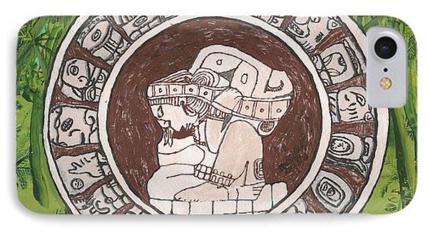 March  The Mayan Calendar IPhone Case