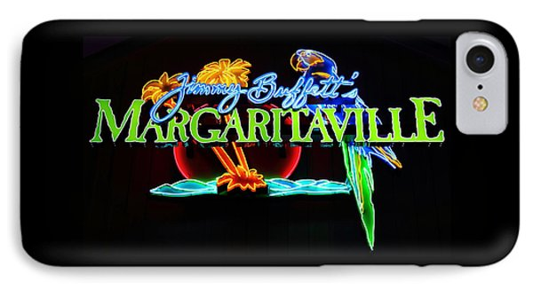 Margaritaville Neon IPhone Case