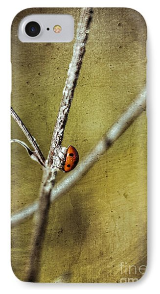 Marienkaefer - Ladybird IPhone Case