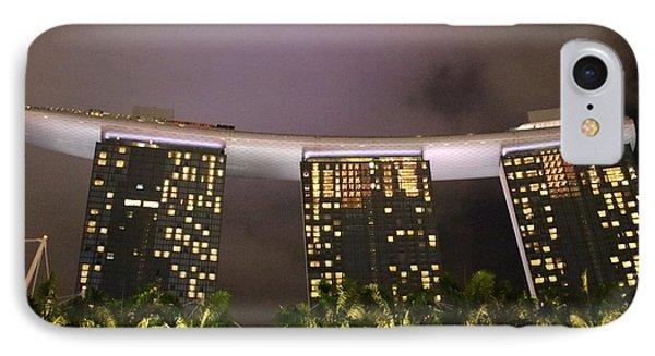 Marina Bay Sands IPhone Case