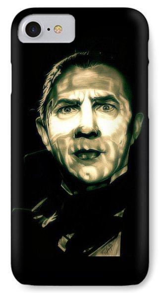 Mark Of The Vampire IPhone Case