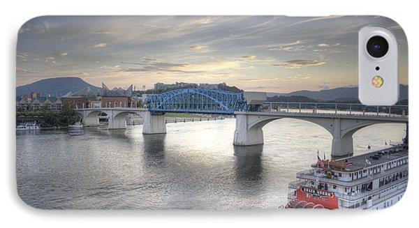Market Street Bridge IPhone Case