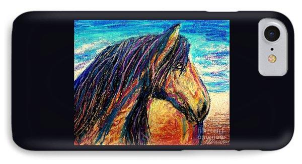Marsh Tacky Wild Horse IPhone Case