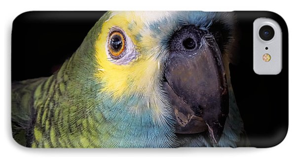 Marty The Blue Front Amazon IPhone Case