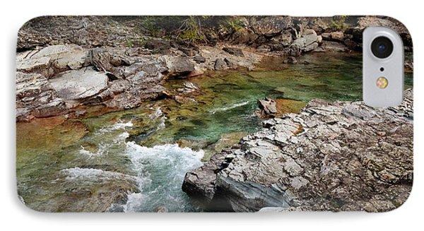 Mcdonald Creek 7 IPhone Case
