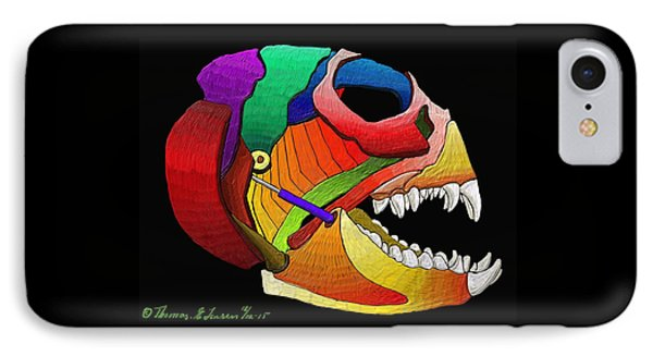 Mechanic Fishhead IPhone Case