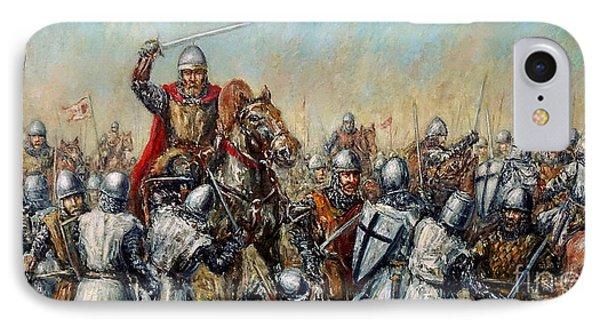 Medieval Battle IPhone Case
