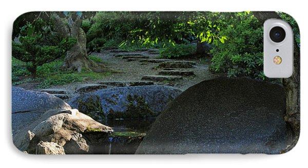 Meditation Path IPhone Case