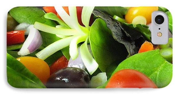 Mediterranean Salad IPhone Case