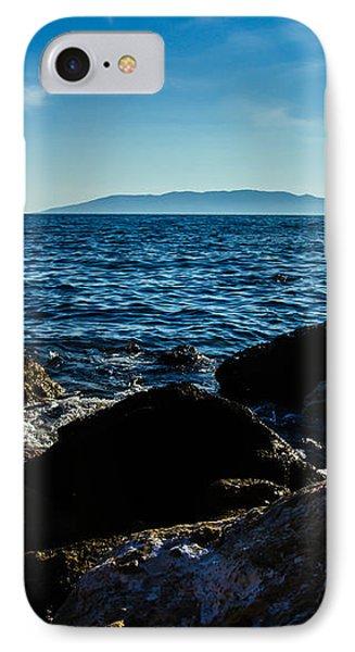 Mediterranean Sea - Argentario IPhone Case