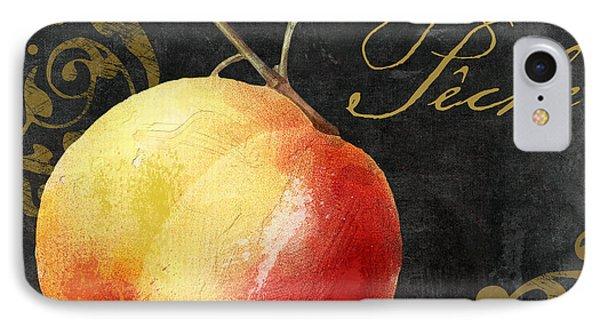 Melange Peach Peche IPhone Case