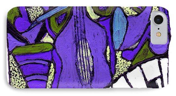 Melllow Jazz IPhone Case