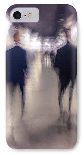 Men In Suits IPhone Case
