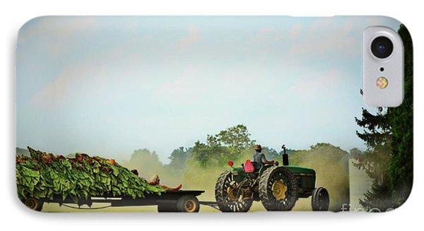 Menonnite Tobacco Farmer And Wife IPhone Case