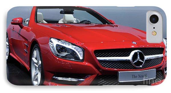 Mercedes Benz Sl IPhone Case
