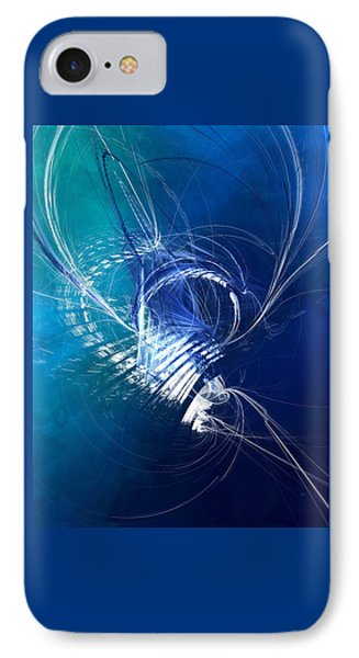 Mercury In Cancer - Cardinal Water IPhone Case