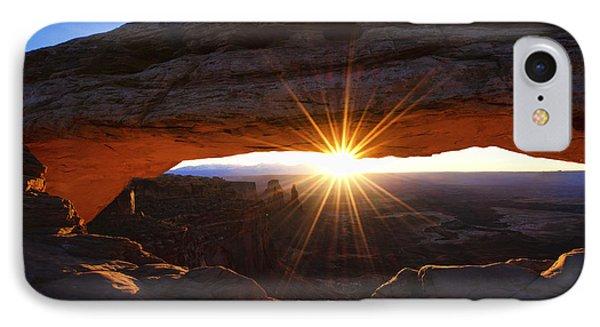 Mesa Sunrise IPhone Case