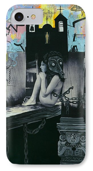 Mexican Water Goddess IPhone Case