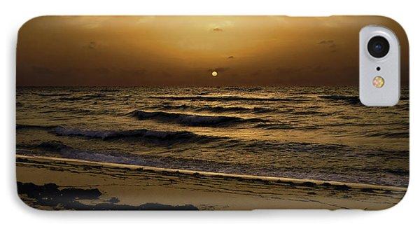 Miami Sunrise IPhone Case