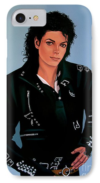 Michael Jackson Bad IPhone Case