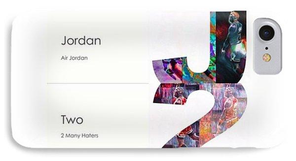 #michaeljordan #jordan #airjordan #nike IPhone Case
