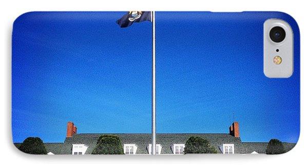 Michigan Masonic Home IPhone Case