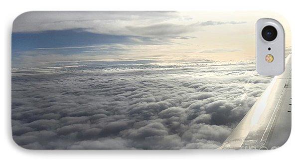 Mid Heaven Flight IPhone Case