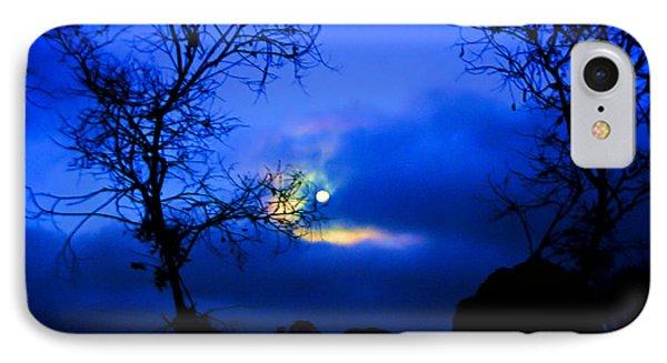 Midnight Clouds IPhone Case
