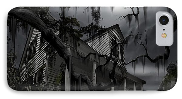 Midnight In The House IPhone Case