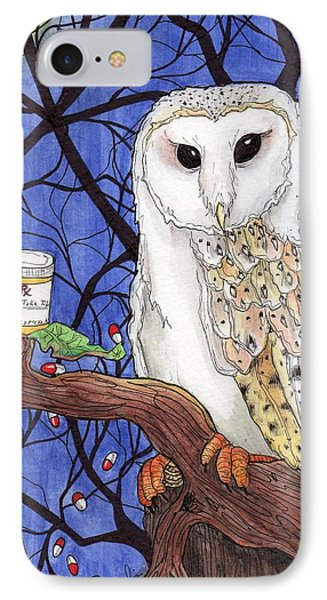 Midnight Meds IPhone Case