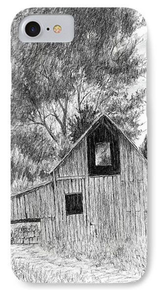 Midway Barn IPhone Case