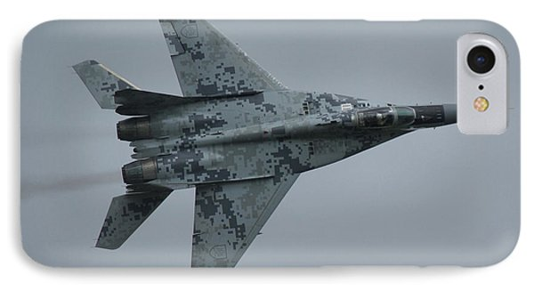 Mikoyan-gurevich Mig-29as  IPhone Case