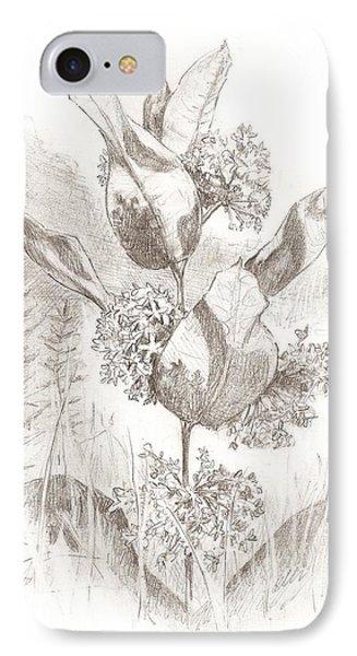 Milkweed IPhone Case