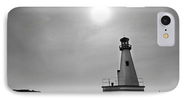 Miniature Lighthouse IPhone Case