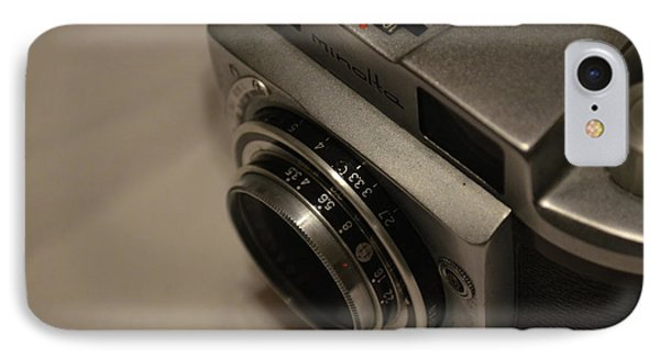 Minolta A IPhone Case