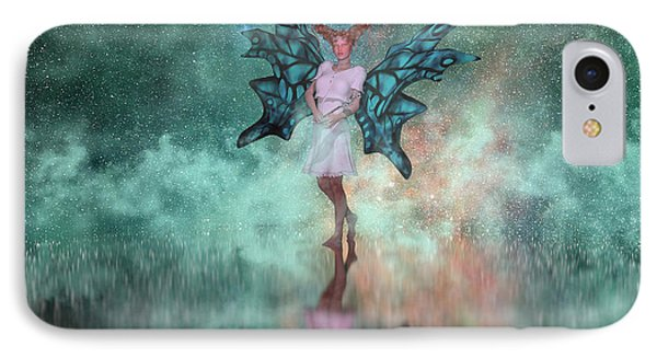 Elf iPhone 8 Case - Mirage  by Betsy Knapp