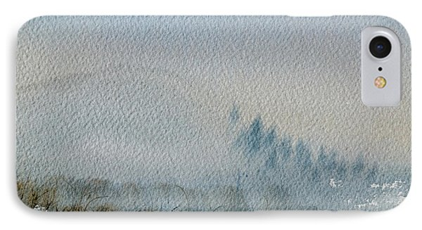 A Misty Morning IPhone Case
