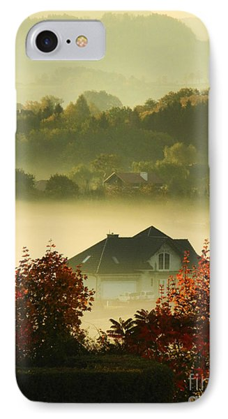 Misty Morning IPhone Case