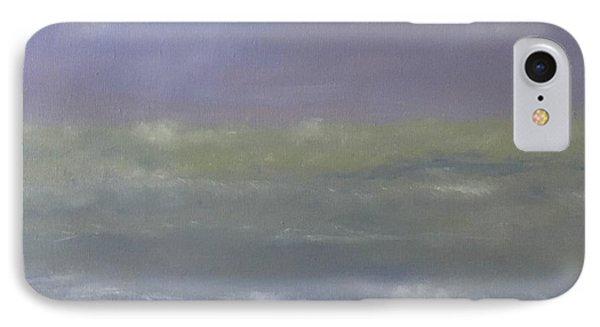 Misty Sail IPhone Case