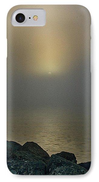 Misty Sunrise Morning IPhone Case