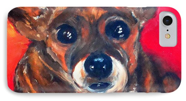 Mixed Breed- Sadie My Girl IPhone Case