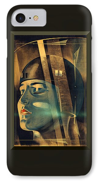 Metropolis Maria Transformation IPhone Case
