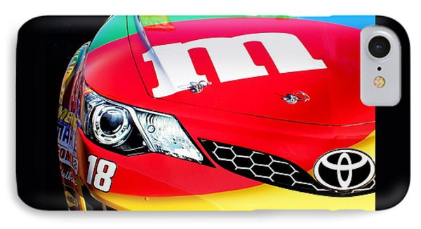 Mm's Nascar IPhone Case