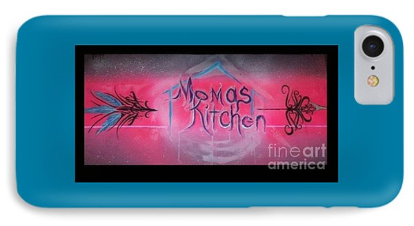 Momma's Kitchen  IPhone Case