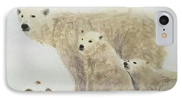 Mommy Bear IPhone Case